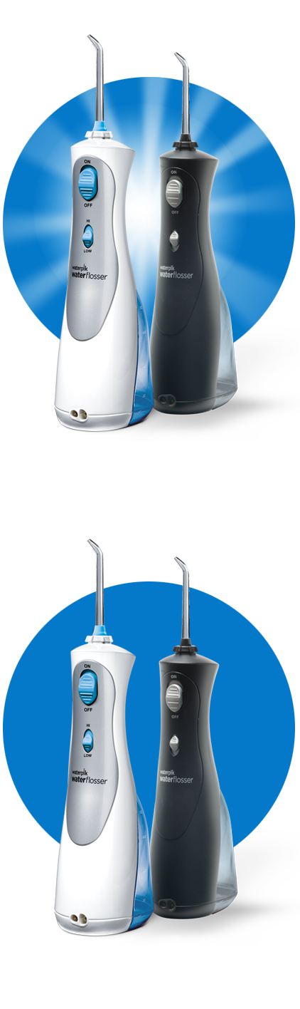 Waterflosser Cordless Plus