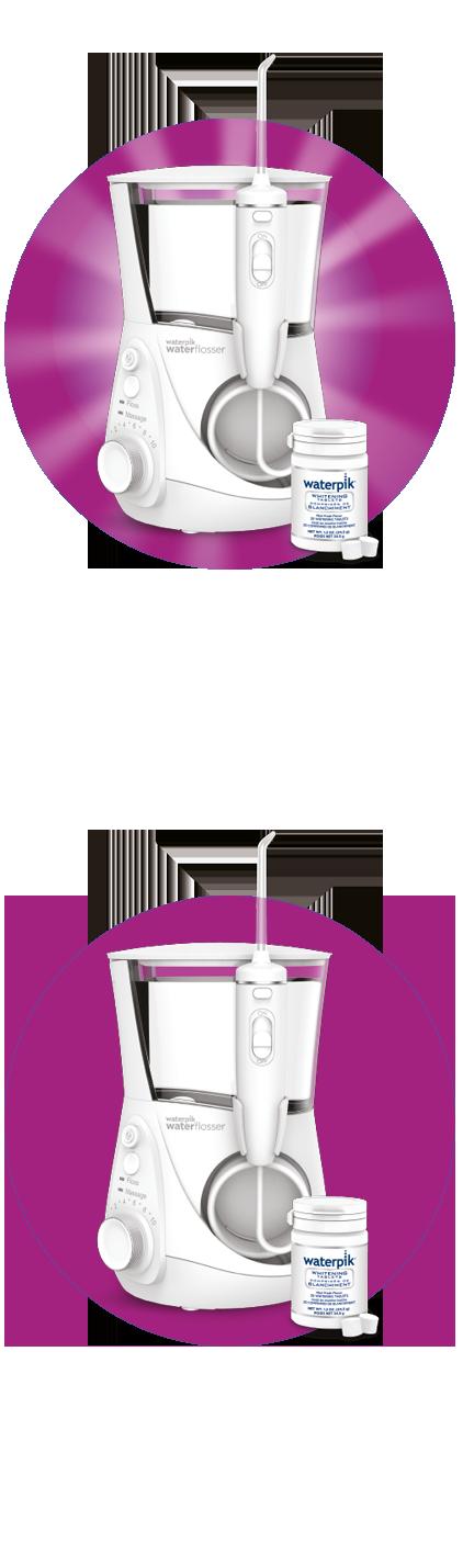 Whitening Professional Waterflosser